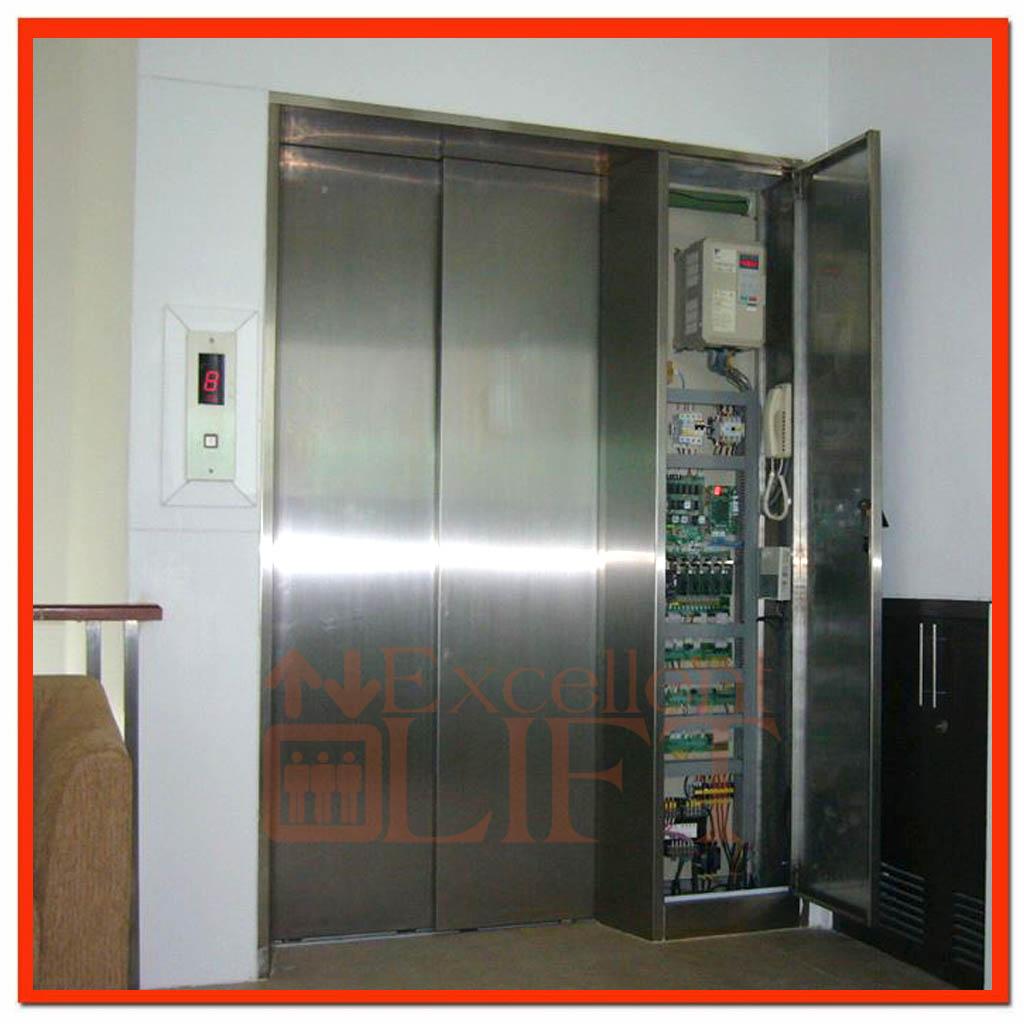 ลิฟท์แบบไม่มีห้องเครื่อง-8
