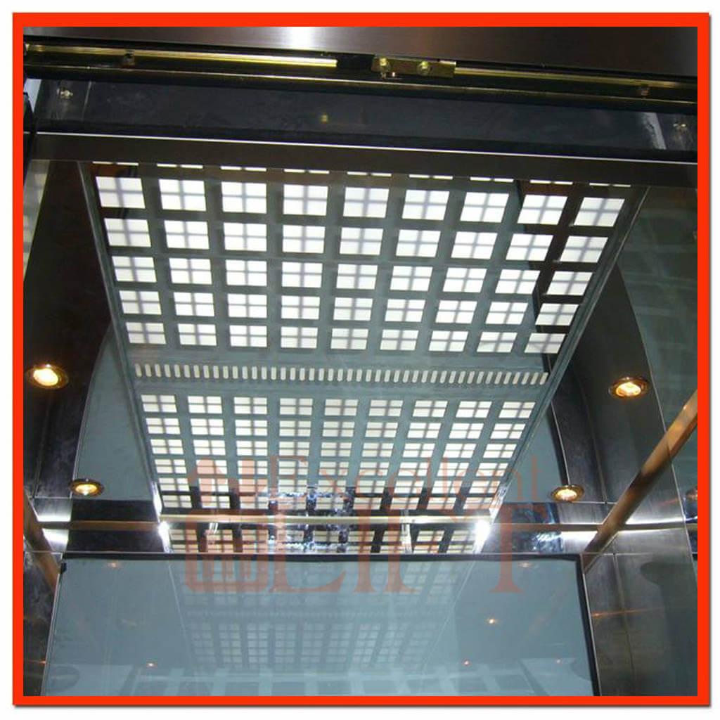ตกแต่งลิฟท์-เพดานลิฟท์
