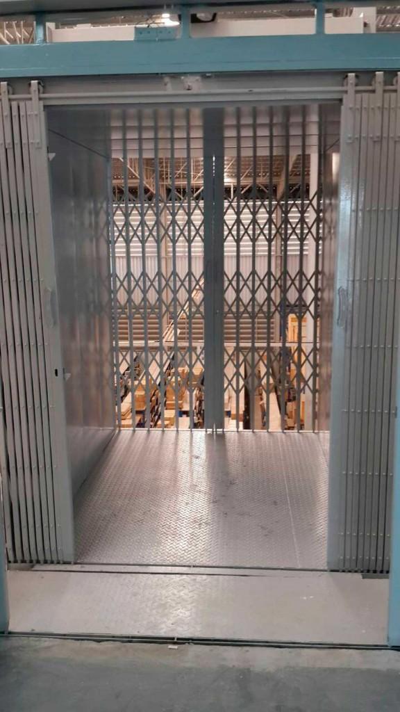 ลิฟต์รอกโซ่ขนาด 2 ตัน