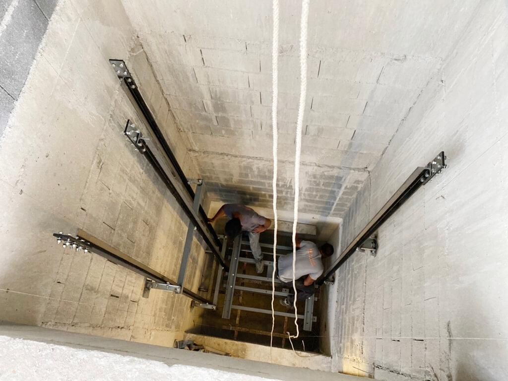 รับติดตั้งลิฟท์ และทดสอบลิฟต์โดยสาร