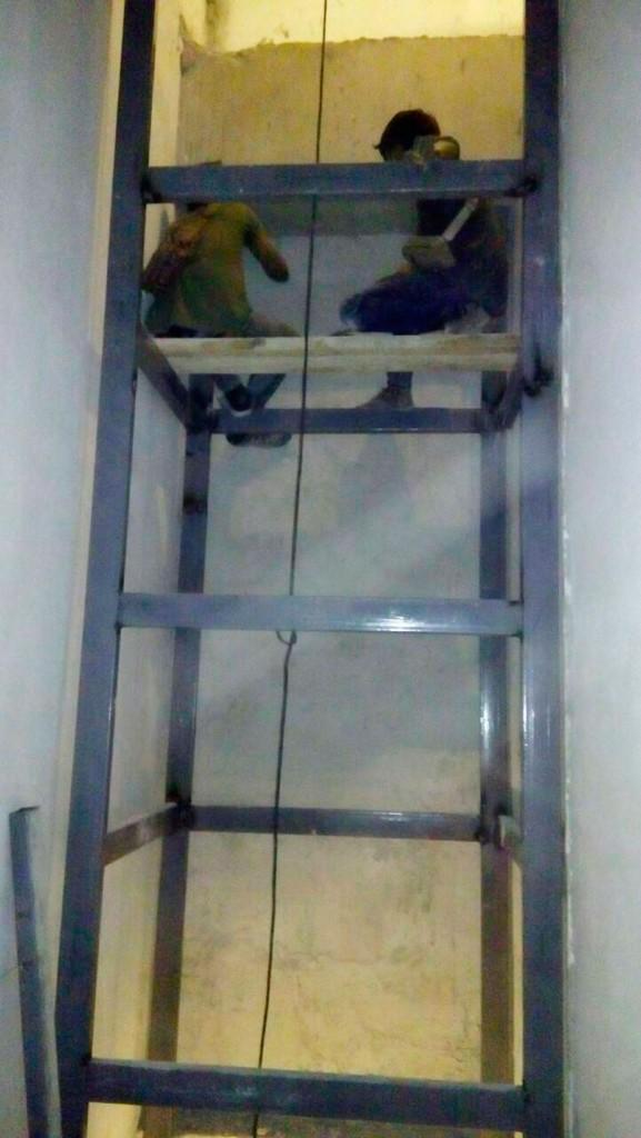 ติดตั้ง ลิฟท์ส่งอาหาร