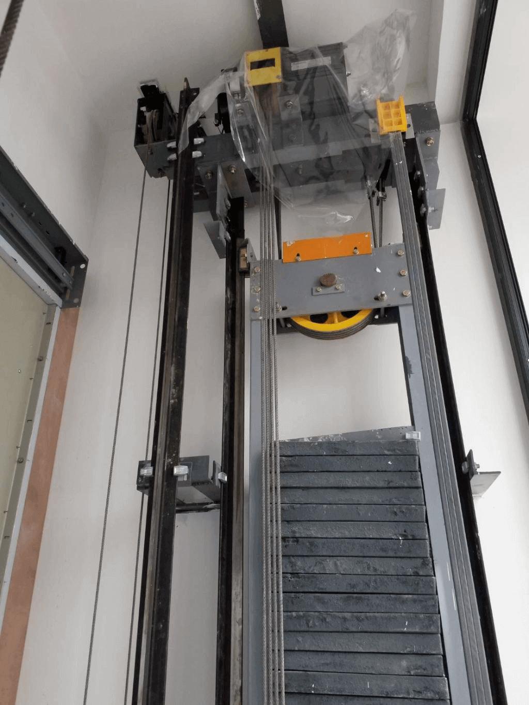 ลิฟท์บ้าน-ลิฟท์โดบสารขนาดเล็ก