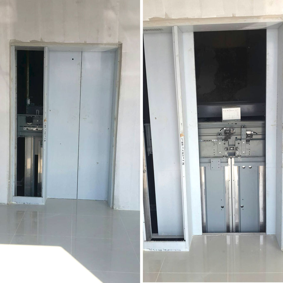 ลิฟท์แบบไม่มีห้องเครื่อง-4
